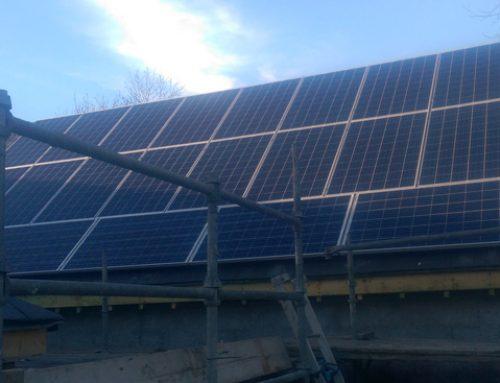 Cork City Residential Solar PV Installation