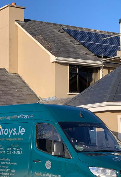 residential pv installation ireland